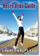 Armstrong Rec Guide Winter 2013