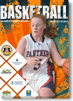 Basketball AA Girls Program 2012