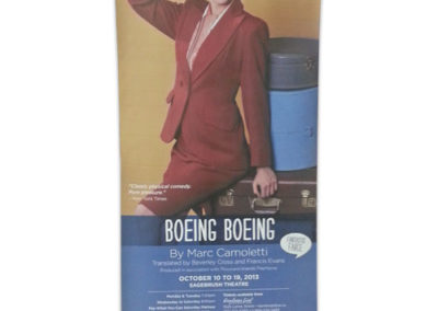 Western Canada Theatre - Boeing Boeing