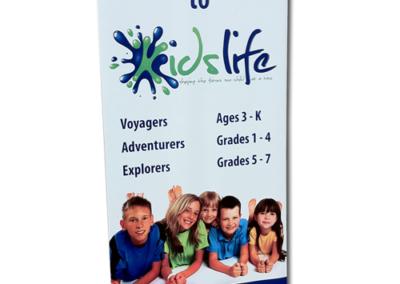 Kids Life Banner