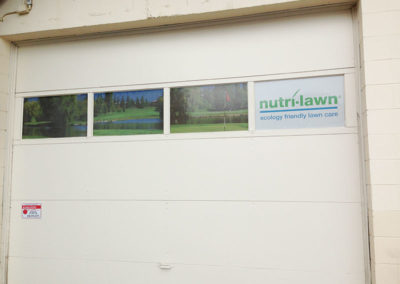 Nutri-Lawn Garage Door Window - 2