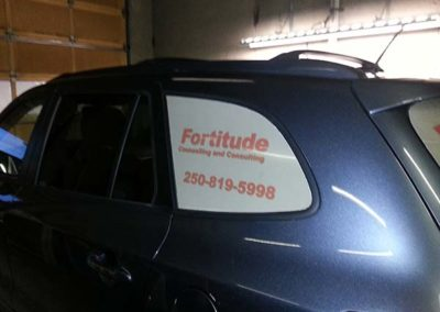 Fortitude Side View
