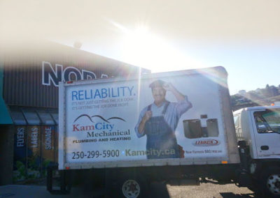 Kam City Mechanical Truck