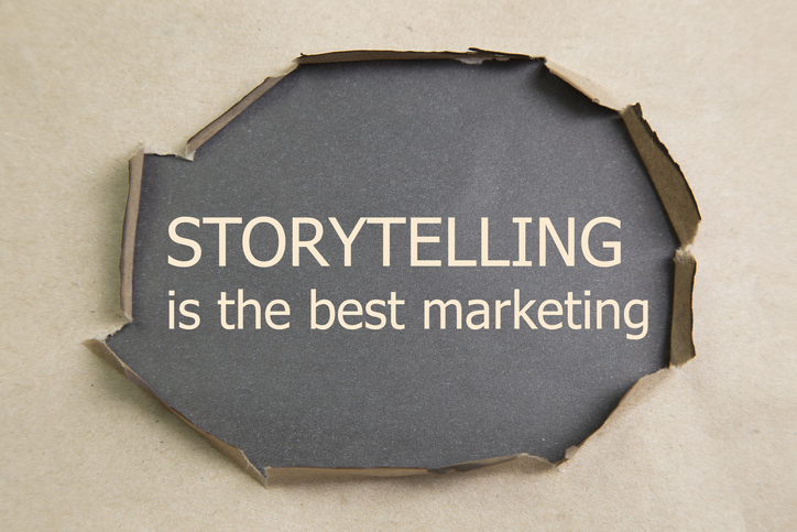 Share Your Brand Story to Create Distinct, Authentic Connections