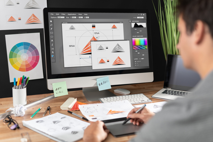 6 Simple Ways to Improve Your Graphic Design Skills