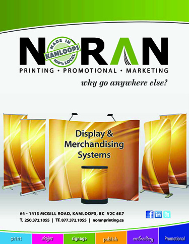 Noran Pop up Banners